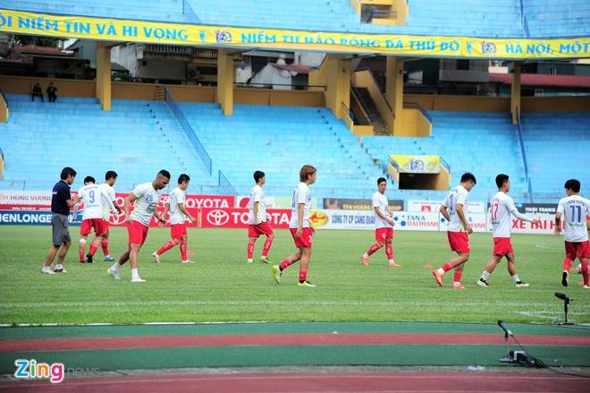 Tran Ha Noi T&T vs HAGL anh 8