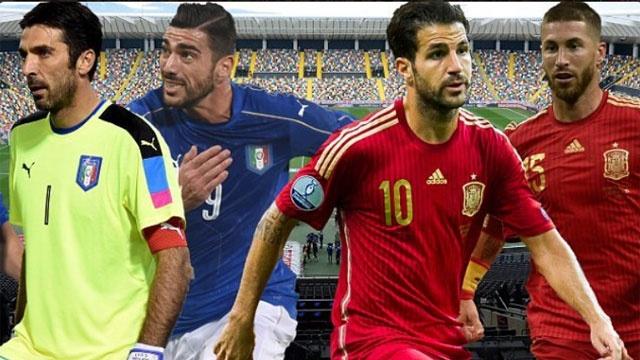 Tay Ban Nha gap Italy o vong knock-out sau khi thua Croatia hinh anh