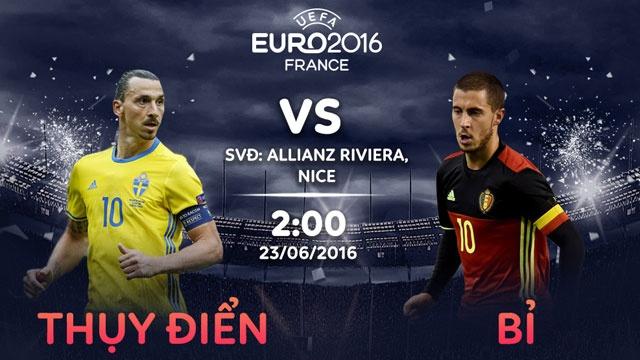 Thuy Dien vs Bi: Chao tam biet Ibrahimovic hinh anh