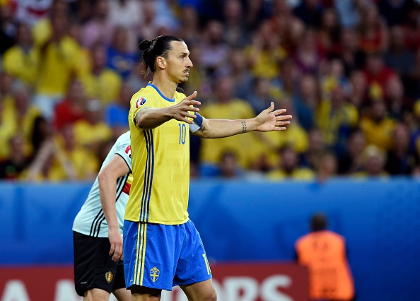 Thuy Dien vs Bi (0-1): Ibrahimovic cui dau roi Euro 2016 hinh anh 11