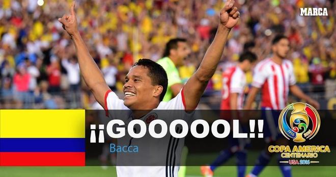Bacca giup Colombia xep hang ba Copa America 2016 hinh anh 13