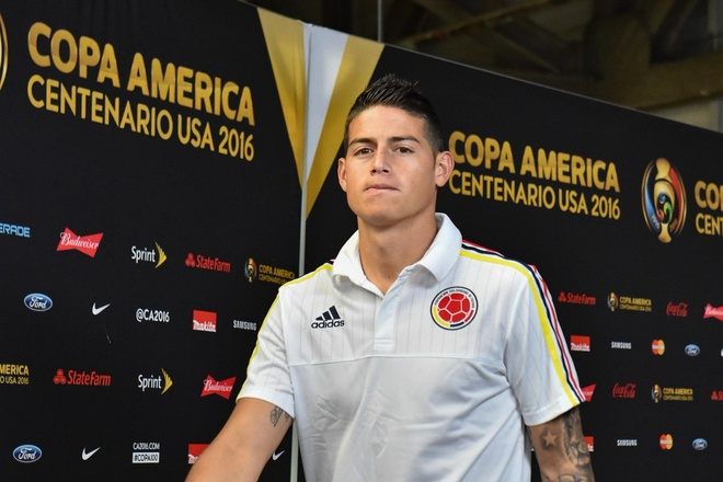 Bacca giup Colombia xep hang ba Copa America 2016 hinh anh 8