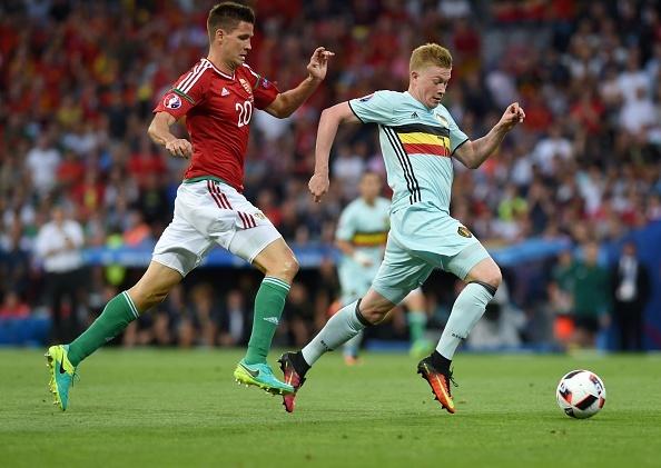 Bi vs Hungary (4-0): Hazard kien tao, ghi ban hinh anh 9