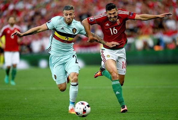 Bi vs Hungary (4-0): Hazard kien tao, ghi ban hinh anh 7