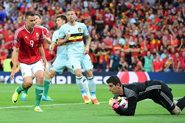 Bi vs Hungary (4-0): Hazard kien tao, ghi ban hinh anh 8