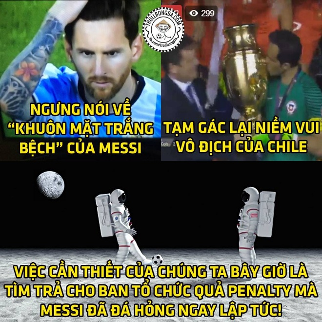 Messi tro thanh 'Miss Penalty' o Copa America 2016 hinh anh 3