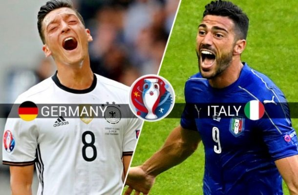 BLV Anh Ngoc: 'Italy luon co chut dien khi doi dau Duc' hinh anh