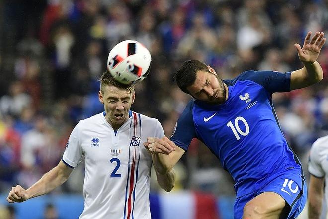 Giroud - Griezmann, cap song sat moi cua Les Bleus hinh anh 13