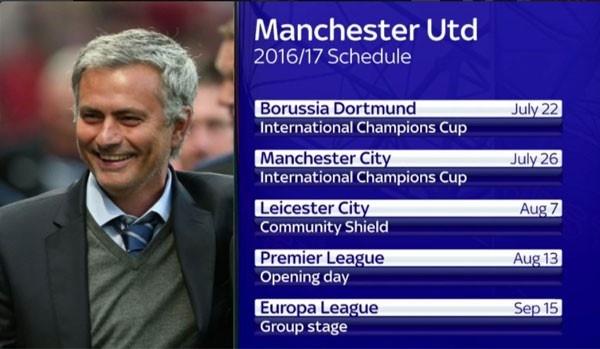 Jose Mourinho hop bao o MU anh 4