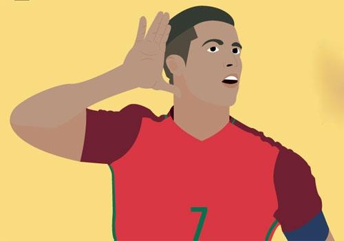 Do hoa ban thang cua Ronaldo o Euro 2016 hinh anh