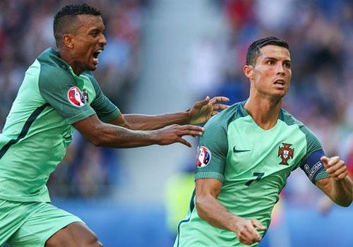 6 cuoc cham tran nay lua o chung ket Euro 2016 hinh anh
