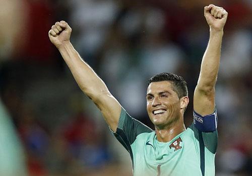 Ronaldo - nguoi dung len tu that bai hinh anh