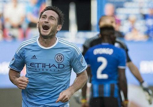 Lampard, David Villa ghi ban danh bai doi bong cua Drogba hinh anh