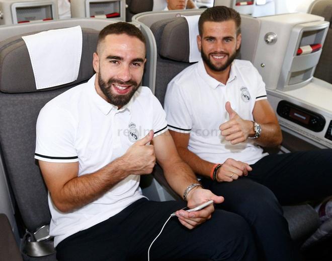 Zidane dua 2 con trai du dau cung Real Madrid hinh anh 5
