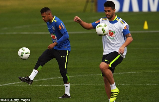 'Olympic Brazil vui vi le thuoc vao Neymar' hinh anh 2