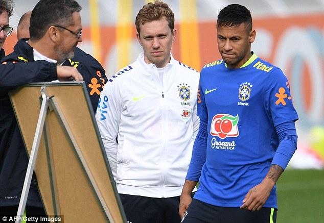 'Olympic Brazil vui vi le thuoc vao Neymar' hinh anh 4