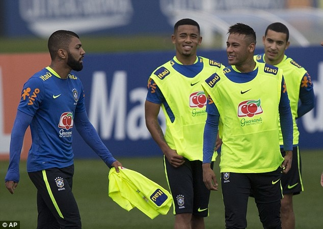 'Olympic Brazil vui vi le thuoc vao Neymar' hinh anh 6