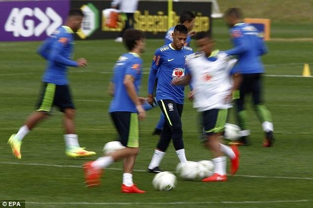 'Olympic Brazil vui vi le thuoc vao Neymar' hinh anh 7