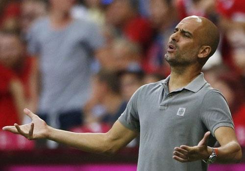 Guardiola thua khi tro lai Bayern hinh anh