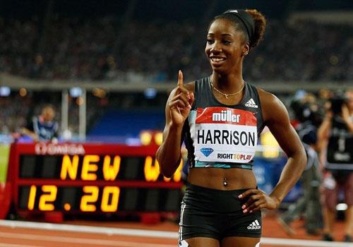 Pha ky luc the gioi, Harrison van vang mat o Olympics 2016 hinh anh