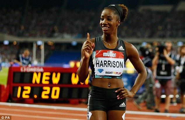 Pha ky luc the gioi, Harrison van vang mat o Olympics 2016 hinh anh 6