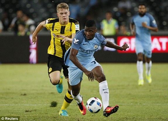 Man City danh bai Dortmund sau loat sut luan luu hinh anh 5