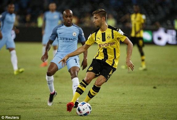 Man City danh bai Dortmund sau loat sut luan luu hinh anh 6