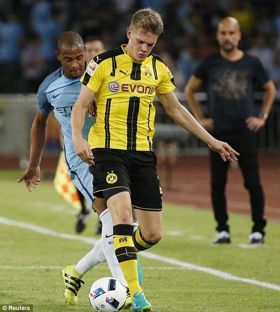 Man City danh bai Dortmund sau loat sut luan luu hinh anh 7