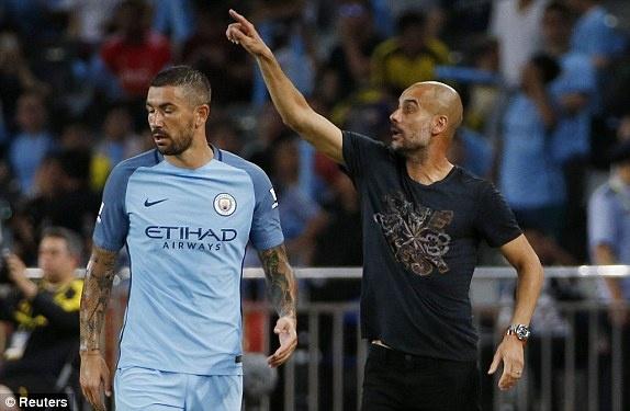Man City danh bai Dortmund sau loat sut luan luu hinh anh 8