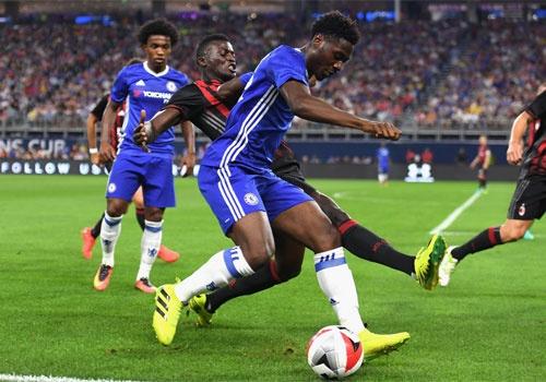 Chelsea vs AC Milan (3-1): Oscar lap cu dup ban thang hinh anh 7