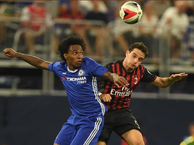 Chelsea vs AC Milan (3-1): Oscar lap cu dup ban thang hinh anh 10