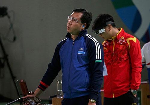 Hoang Xuan Vinh gay an tuong manh voi tam HCB Olympic hinh anh