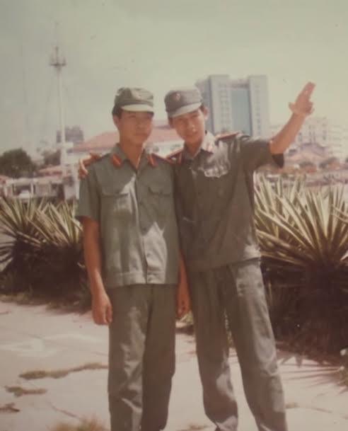 Hoang Xuan Vinh qua loi ke cua nguoi thay dau tien hinh anh 1