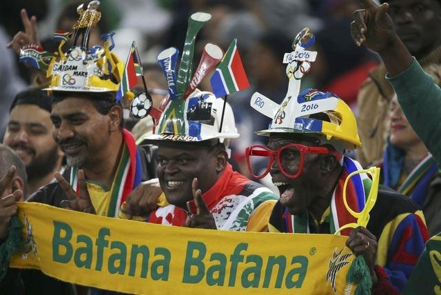 Olympic Brazil vao tu ket sau chien thang 4-0 hinh anh 4