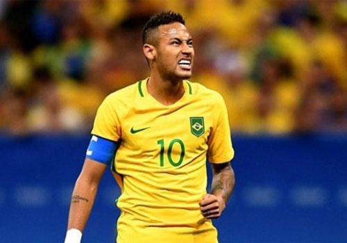 Olympic Brazil vao tu ket sau chien thang 4-0 hinh anh 5