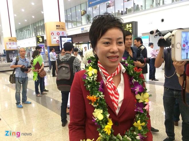 Xuan Vinh: 'Hang trieu CDV VN giup toi tao nen lich su' hinh anh 12