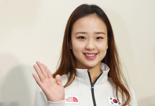 Ve dep cua nu VDV Han Quoc o Olympic 2016 hinh anh 5
