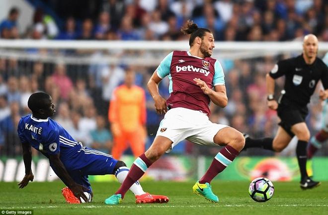 Costa ghi ban, HLV Conte ra mat thanh cong o Premier League hinh anh 4