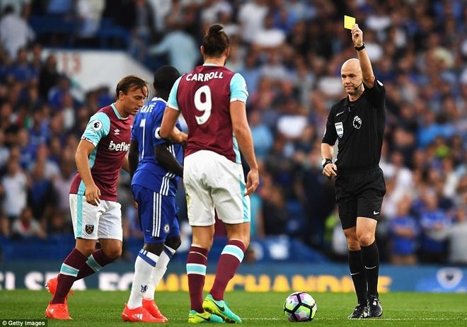 Costa ghi ban, HLV Conte ra mat thanh cong o Premier League hinh anh 5