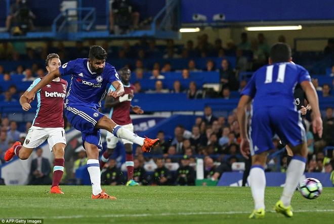 Costa ghi ban, HLV Conte ra mat thanh cong o Premier League hinh anh 12