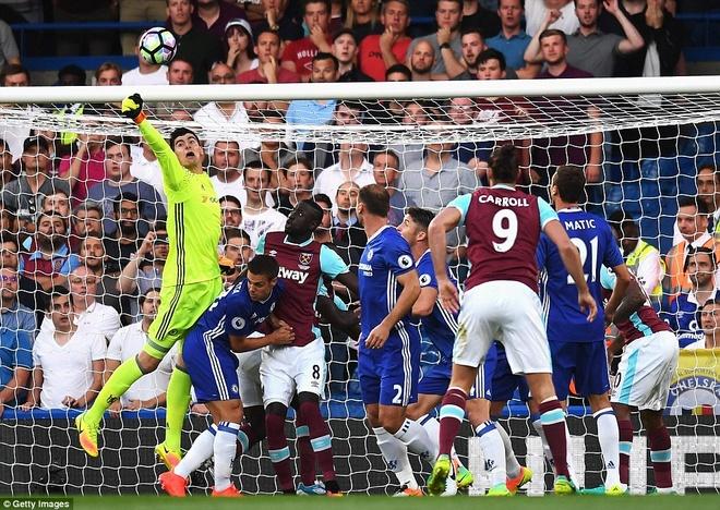 Costa ghi ban, HLV Conte ra mat thanh cong o Premier League hinh anh 6
