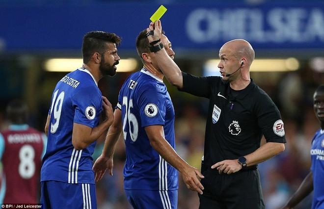 Costa ghi ban, HLV Conte ra mat thanh cong o Premier League hinh anh 8