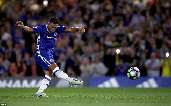 Costa ghi ban, HLV Conte ra mat thanh cong o Premier League hinh anh 9