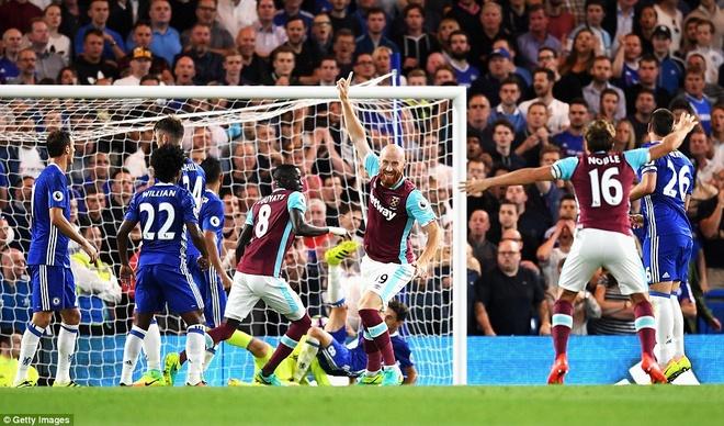 Costa ghi ban, HLV Conte ra mat thanh cong o Premier League hinh anh 11