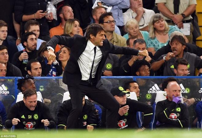 Costa ghi ban, HLV Conte ra mat thanh cong o Premier League hinh anh 2