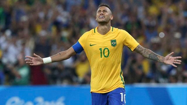 Brazil lan dau gianh HCV Olympic sau loat sut luan luu hinh anh