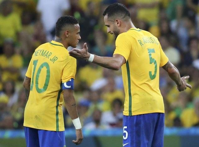 Brazil lan dau gianh HCV Olympic sau loat sut luan luu hinh anh 13