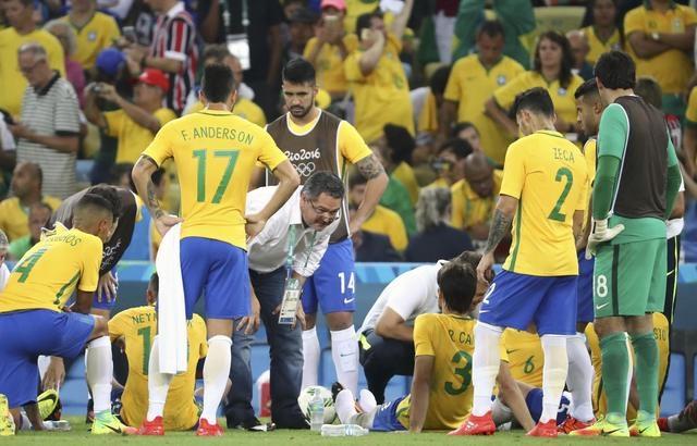 Brazil lan dau gianh HCV Olympic sau loat sut luan luu hinh anh 14