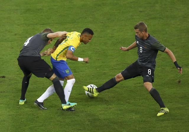Brazil lan dau gianh HCV Olympic sau loat sut luan luu hinh anh 7