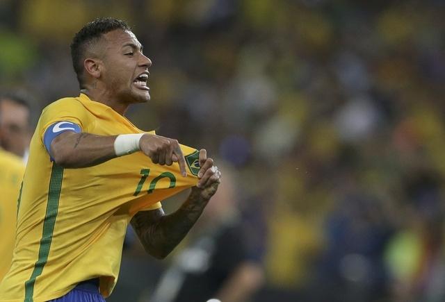 Brazil lan dau gianh HCV Olympic sau loat sut luan luu hinh anh 9